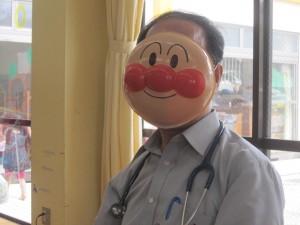 内科検診がありました。