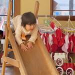 1月18日の自由登園日・幼稚園開放日