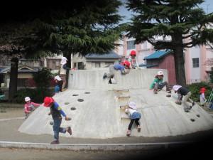 城勝公園に行きました