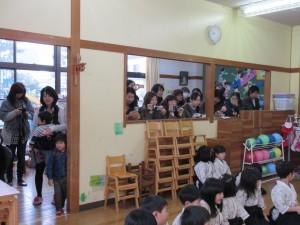 年長つばめ組の剣道発表会