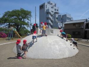 城勝公園に行きました!