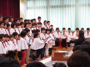 幼稚園クリスマス会